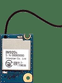 インタープラン製IM920s